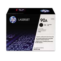 картинка Картридж для HP LaserJet M4555MFP / Enterprise 600 / M602 / 603 №90A HP CE390A